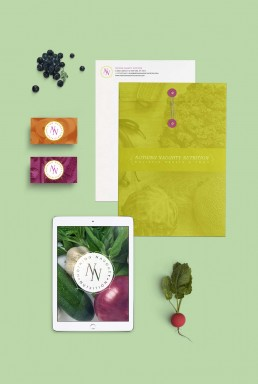 Pixelove Design: Projects – Nothing Naughty Nutrition