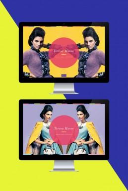 Pixelove Design: Projects –Teresa Moore Official