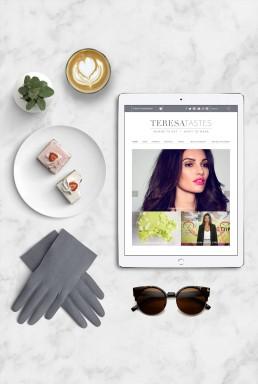 Pixelove Design: Projects –Teresa Tastes